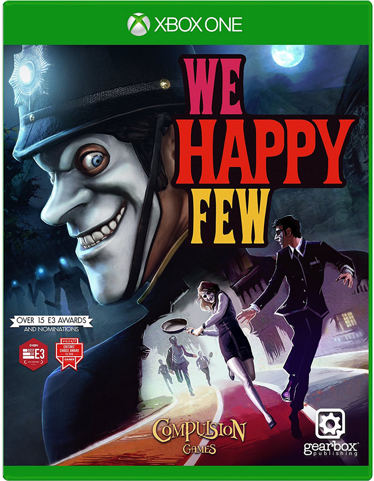 We Happy Few Standard Edition for Xbox One