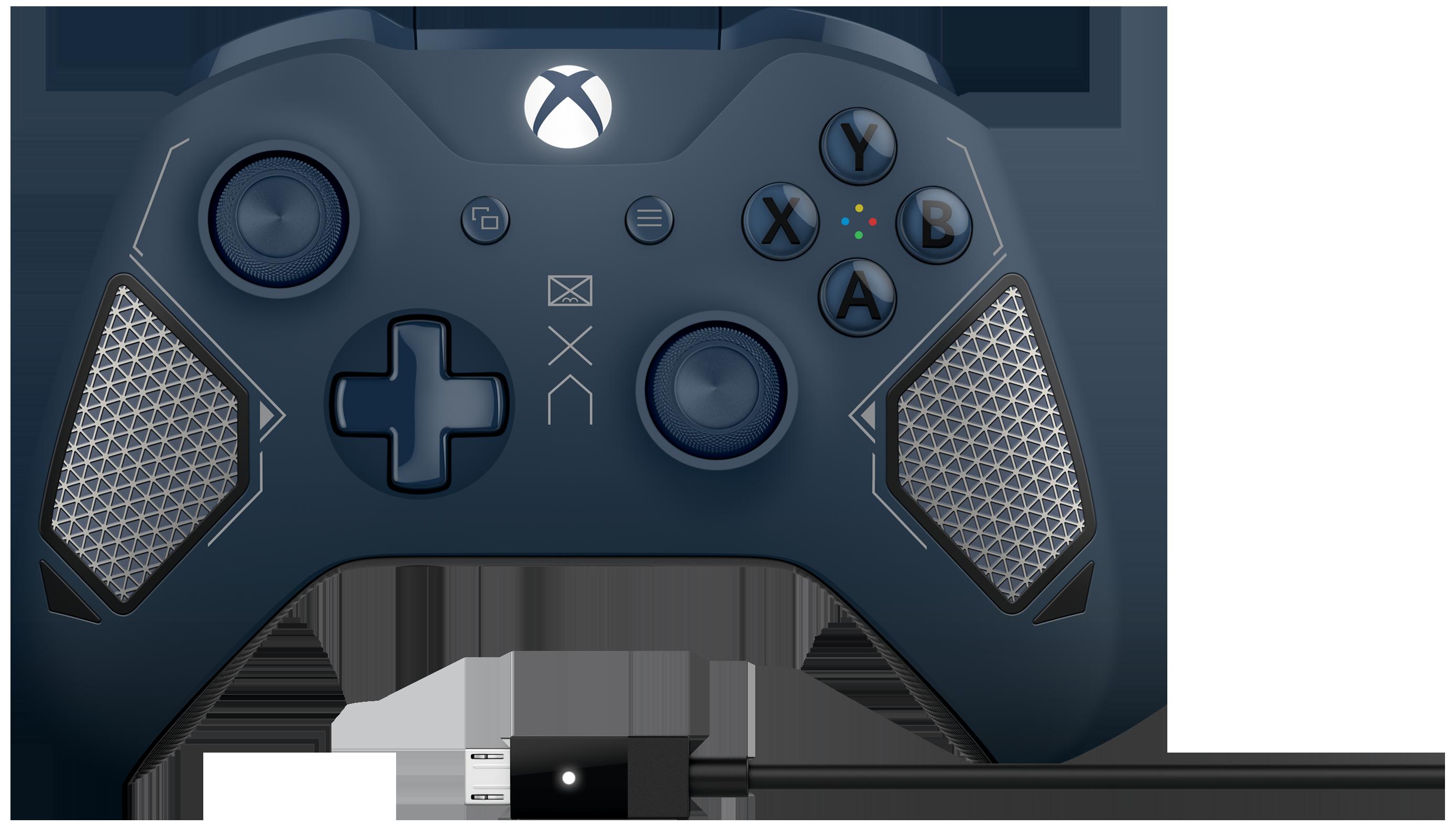 Xbox Patrol Tech Controller + Cable for Windows