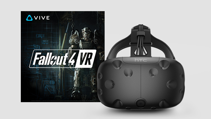 HTC Vive and Fallout 4