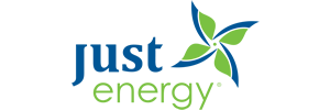 Logotipo de Just Energy.