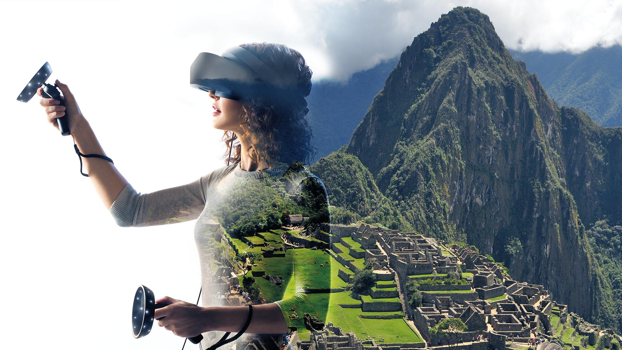 Windows Mixed Reality HoloLens right image