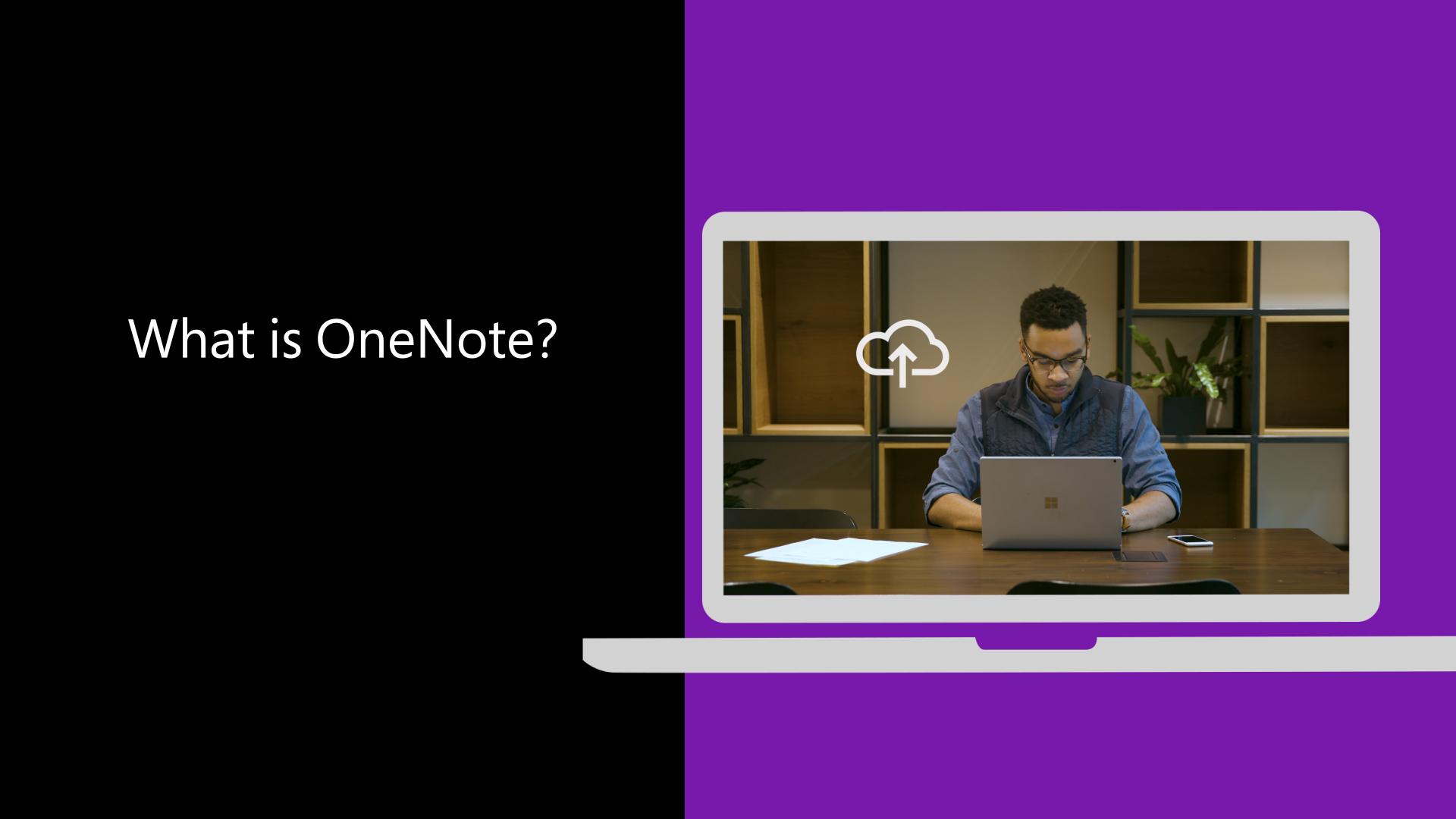 micro onenote