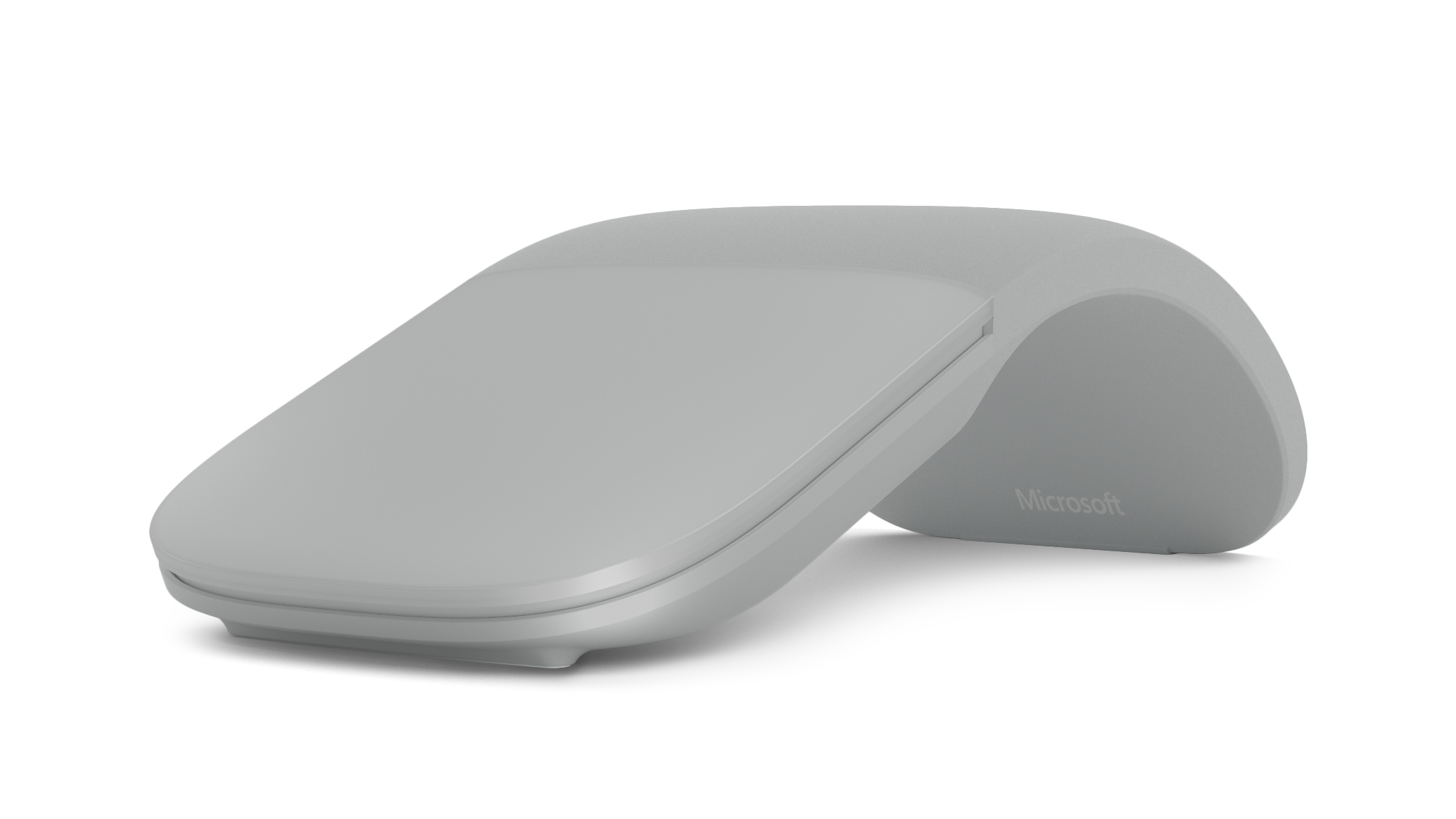 Surface Arc Mouse (グレー)