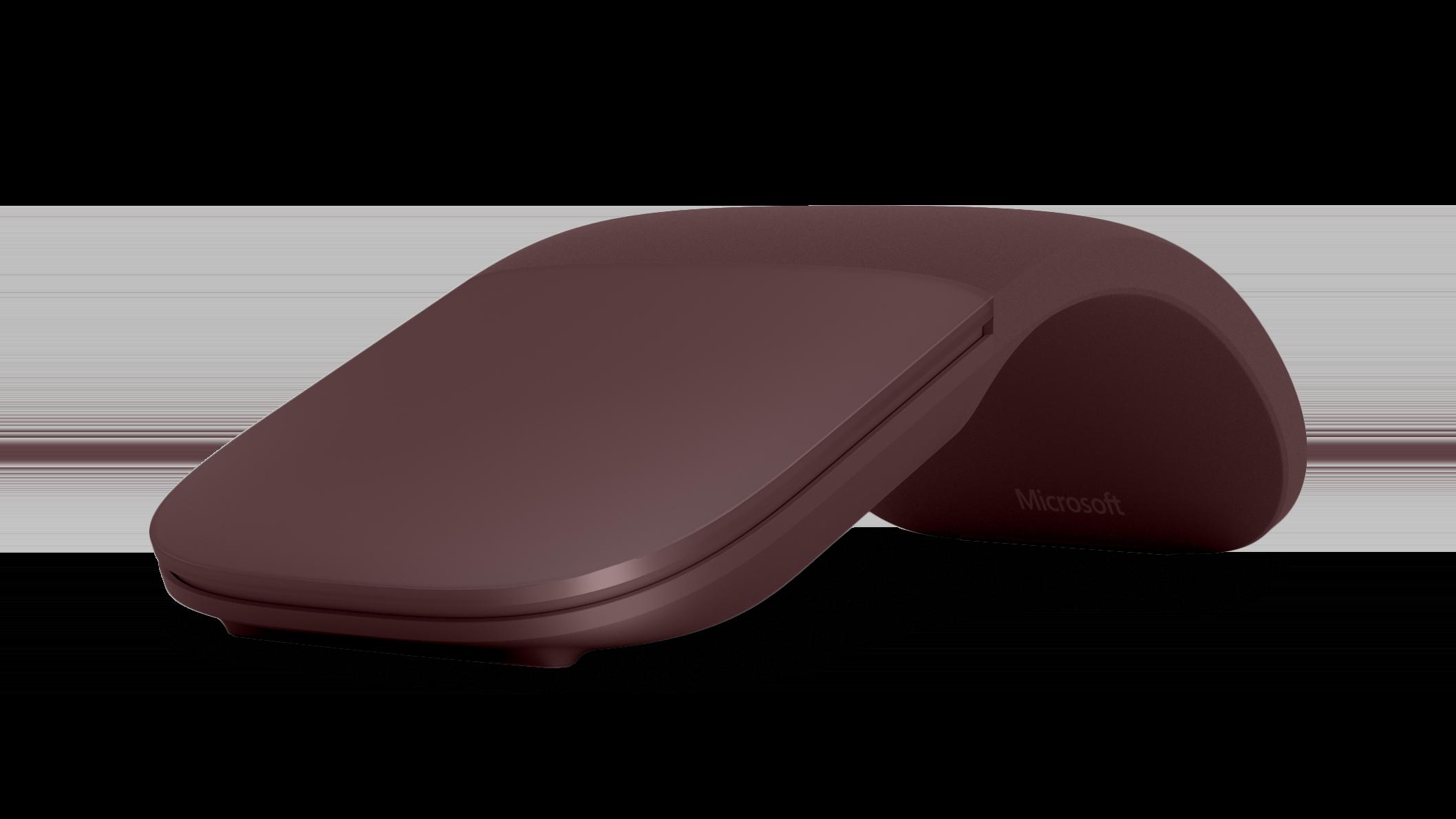 RE1HUcM?ver=66ba - Surface Arc Mouse (Burgundy)