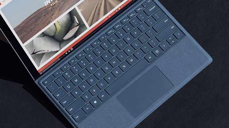 Buy Surface Pro Signature Type Cover - Microsoft