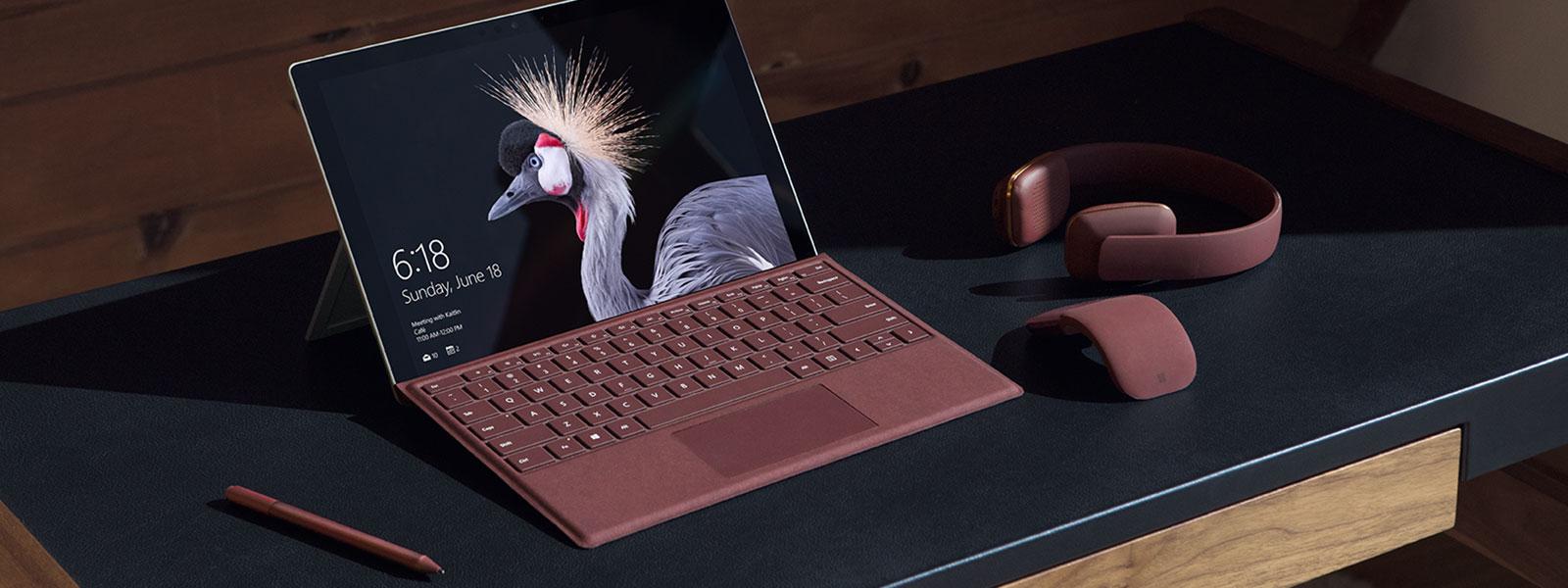 Surface Pro Signature ã¿ã¤ã ã«ãã¼