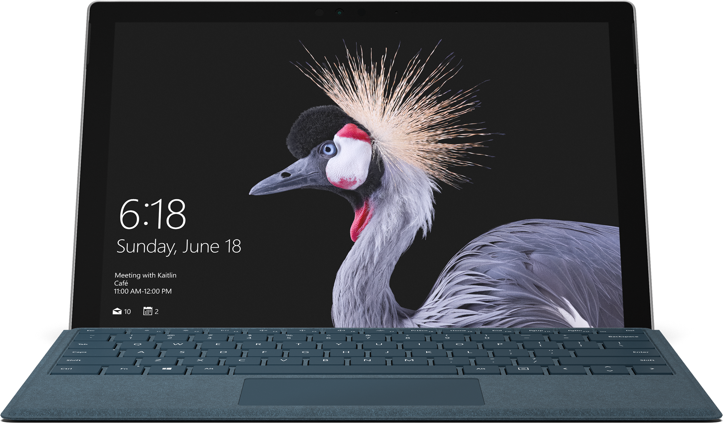 Surface Pro• The ultimate laptop with versatility of a studio and tablet • 2.5x faster than Surface Pro 3 with a 7th Gen Intel Core processor • Get more done with all day battery life –– 50% more battery life than Surface Pro 4 • Get to work faster wi...