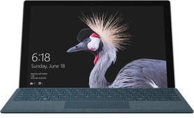 Surface Pro (5th Gen) Intel Core m3 / 128GB SSD / 4GB RAM