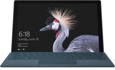Surface Pro (5th Gen) for Business with LTE Advanced i5 4GB 128GB