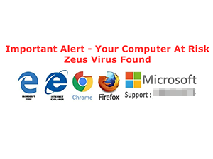 Important Alert – Your Computer At Risk