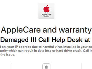 AppleCare and warranty