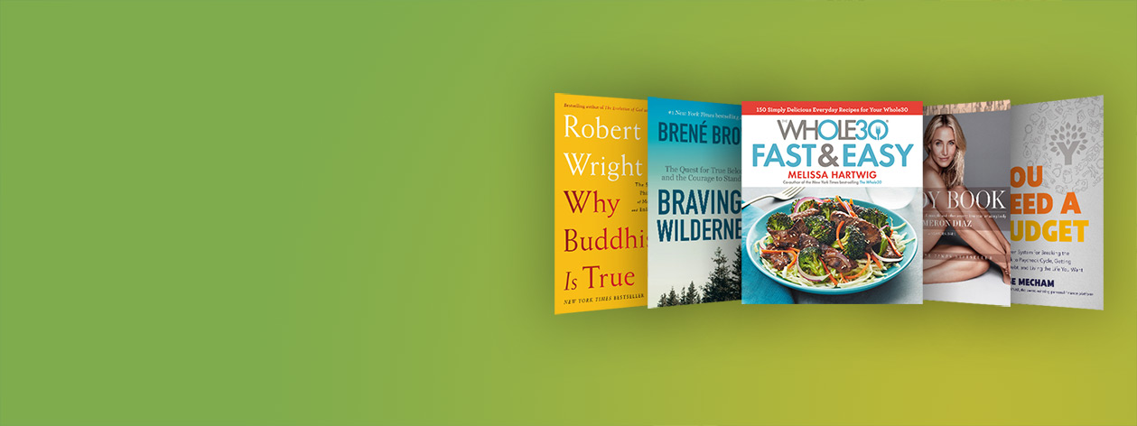 New Year's ebooks at Microsoft Store