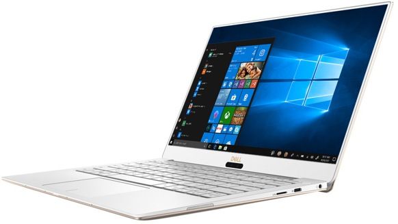 "Dell XPS 13 13.3"" 4K UHD Intel Quad Core i7 Touchscreen Laptop"