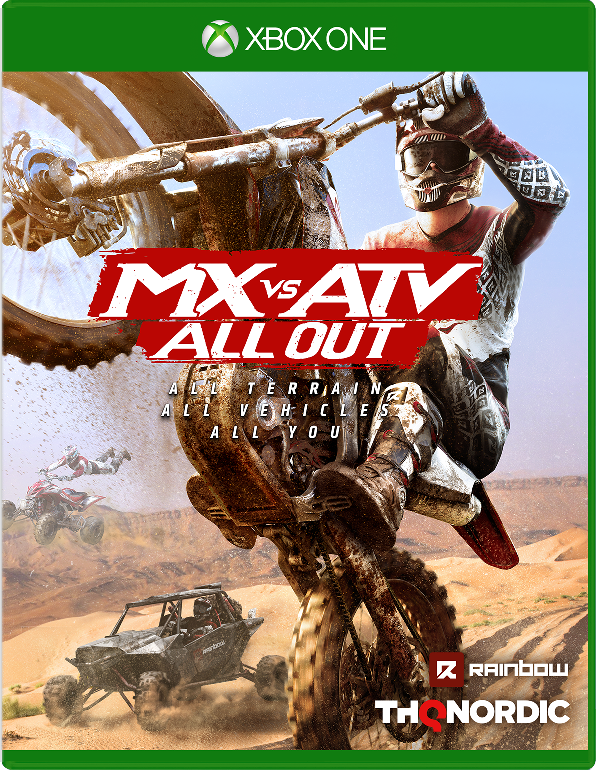 Nordic MX Vs ATV: All Out Xbox One