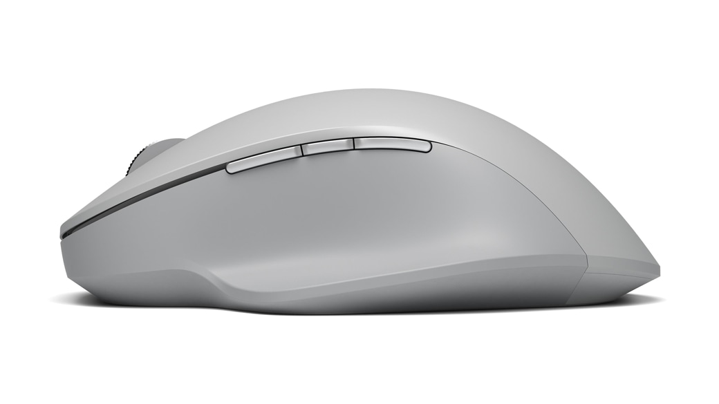 Side angle of Surface Precision Mouse f02
