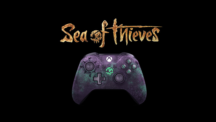 Xbox Sea of Thieves Controller