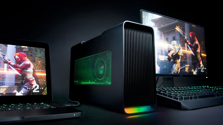 Buy Razer Core V2 Thunderbolt 3 External Graphics Enclosure