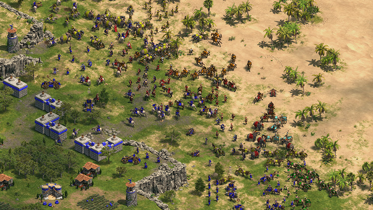 age of empires 4 descargar