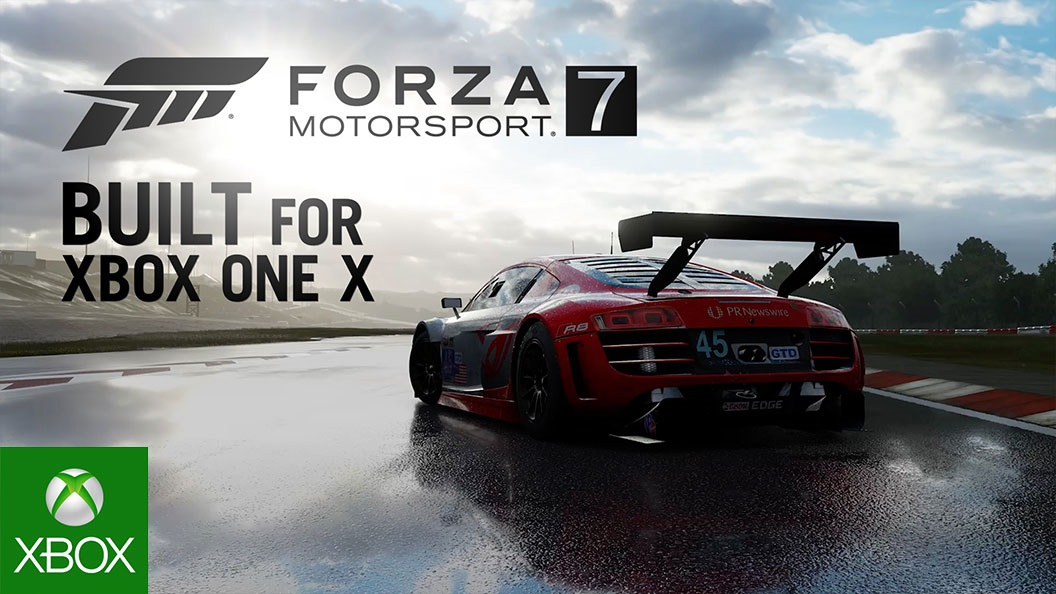 Forza Motorsport 7 For Xbox One And Windows 10