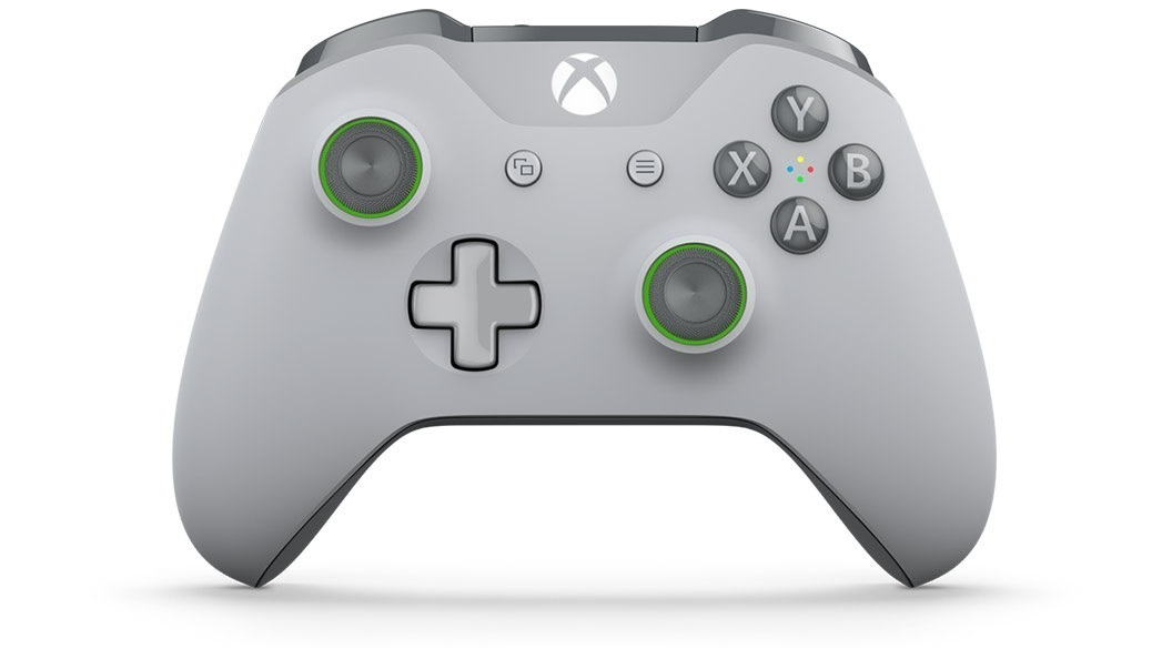 See Image Xbox Wireless Controller Grey Green