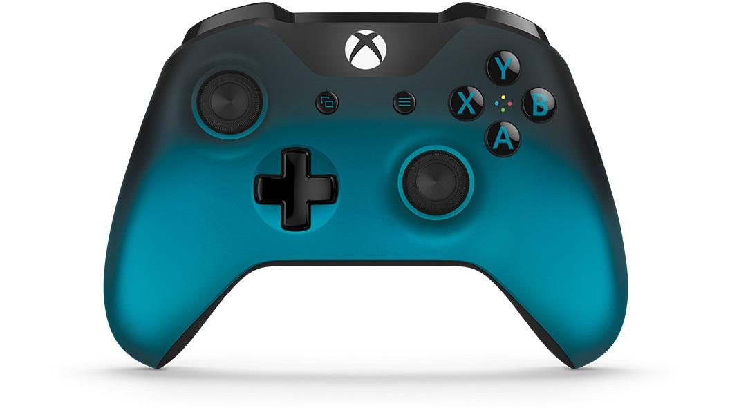 Xbox Wireless Controller – Ocean Shadow | Xbox