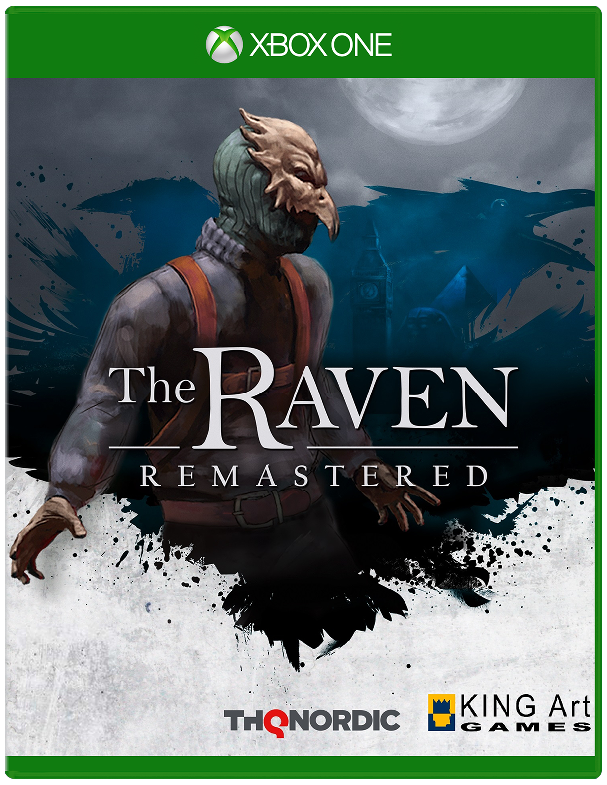 The Raven Remastered for Xbox One