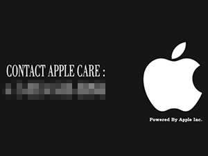 CONTACT APPLE CARE