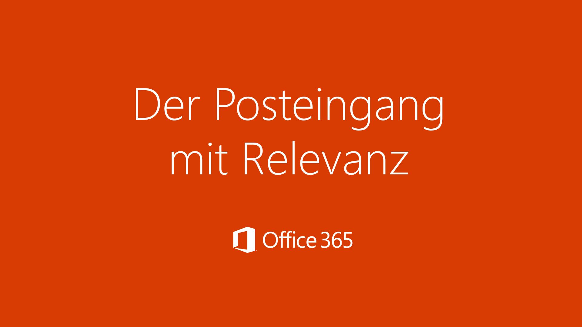 Neuerungen in Office 365 - Office-Support