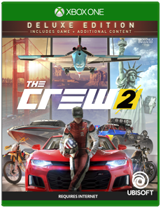 The Crew 2 Deluxe Edition for Xbox One