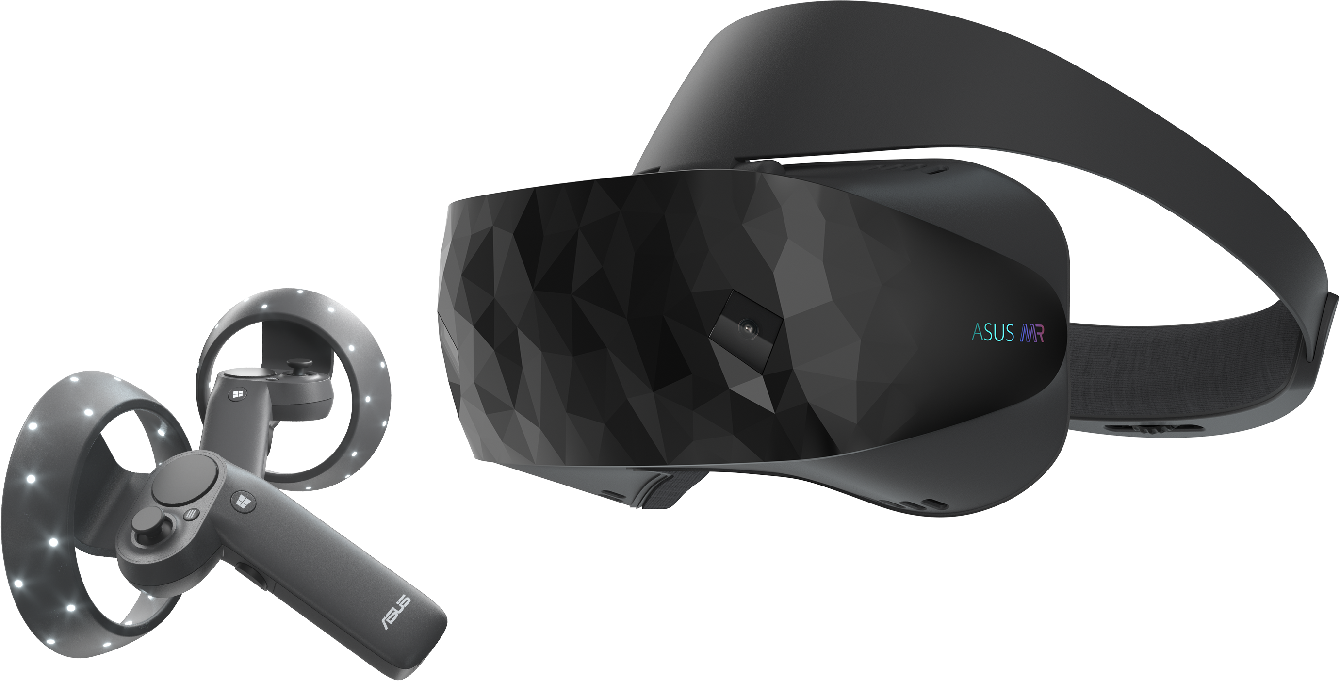 ASUS Windows Mixed Reality Headset with Motion Controllers