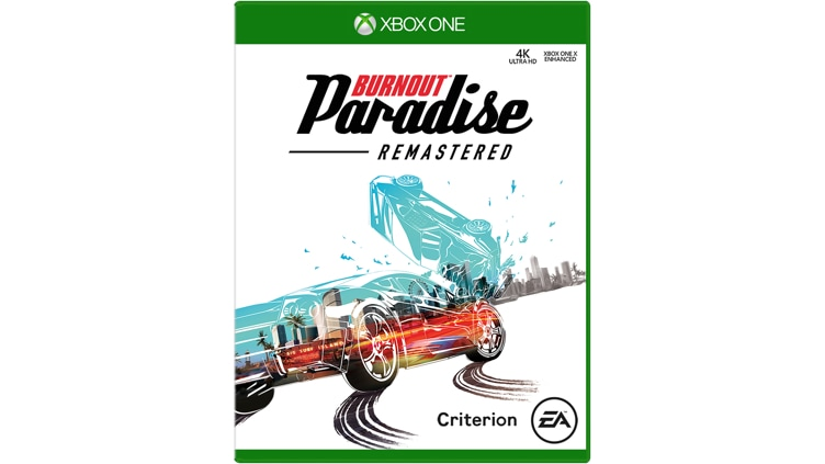 buy burnout paradise remastered for xbox one microsoft store. Black Bedroom Furniture Sets. Home Design Ideas