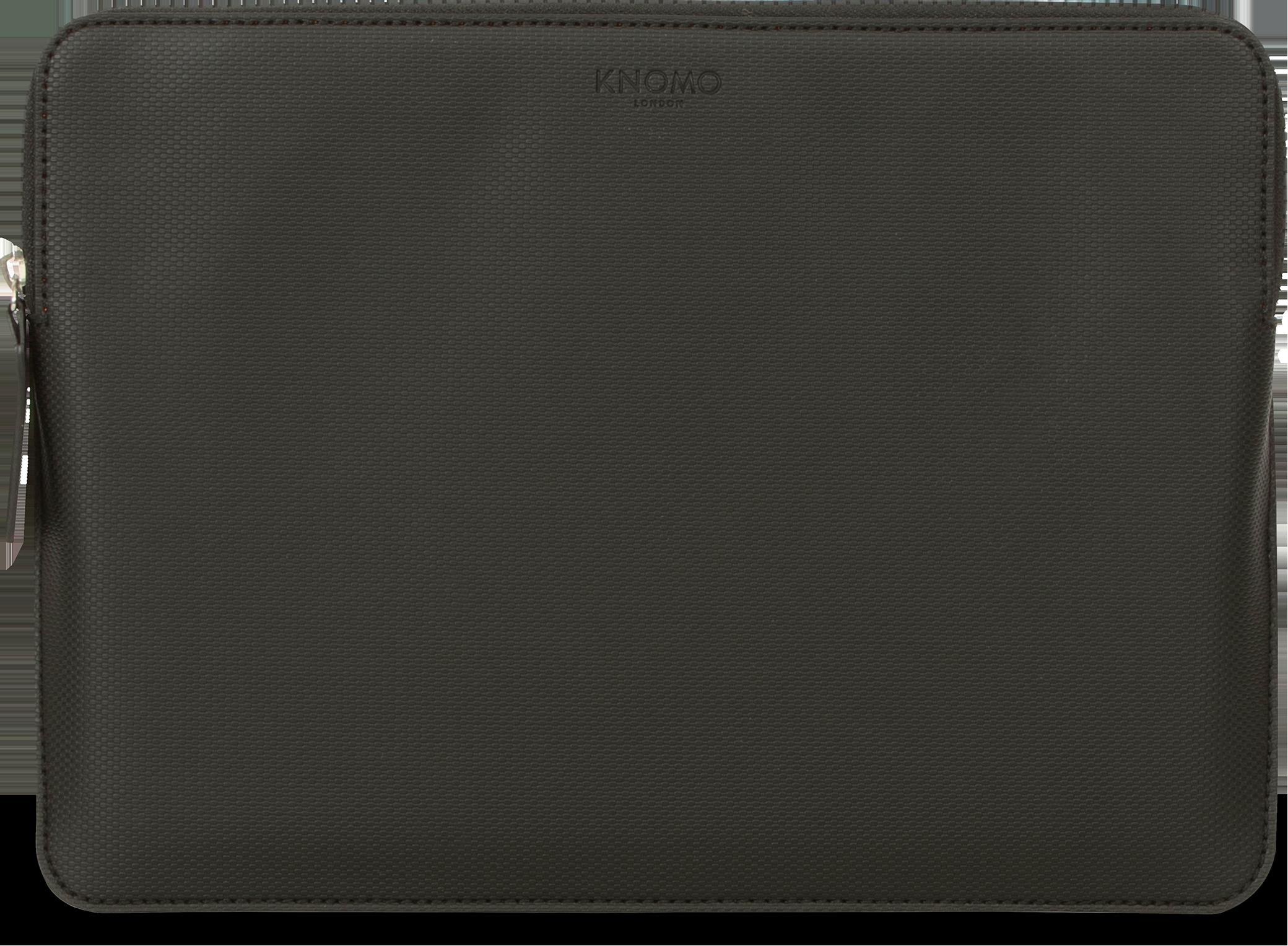 Bild von Knomo Geprägte Schutzhülle 13-Zoll-Laptop (Schwarz)
