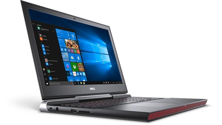 "Laptop Dell Inspiron 15 7000 Gaming 15.6"" i5-7300HQ 8 GB 256 GB SSD GTX 1050"