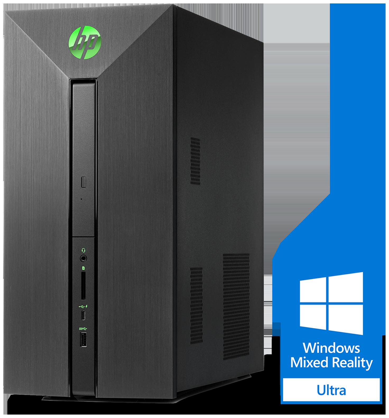 HP Pavilion Power i7-7700 8GB 1TB GTX 1060 Black