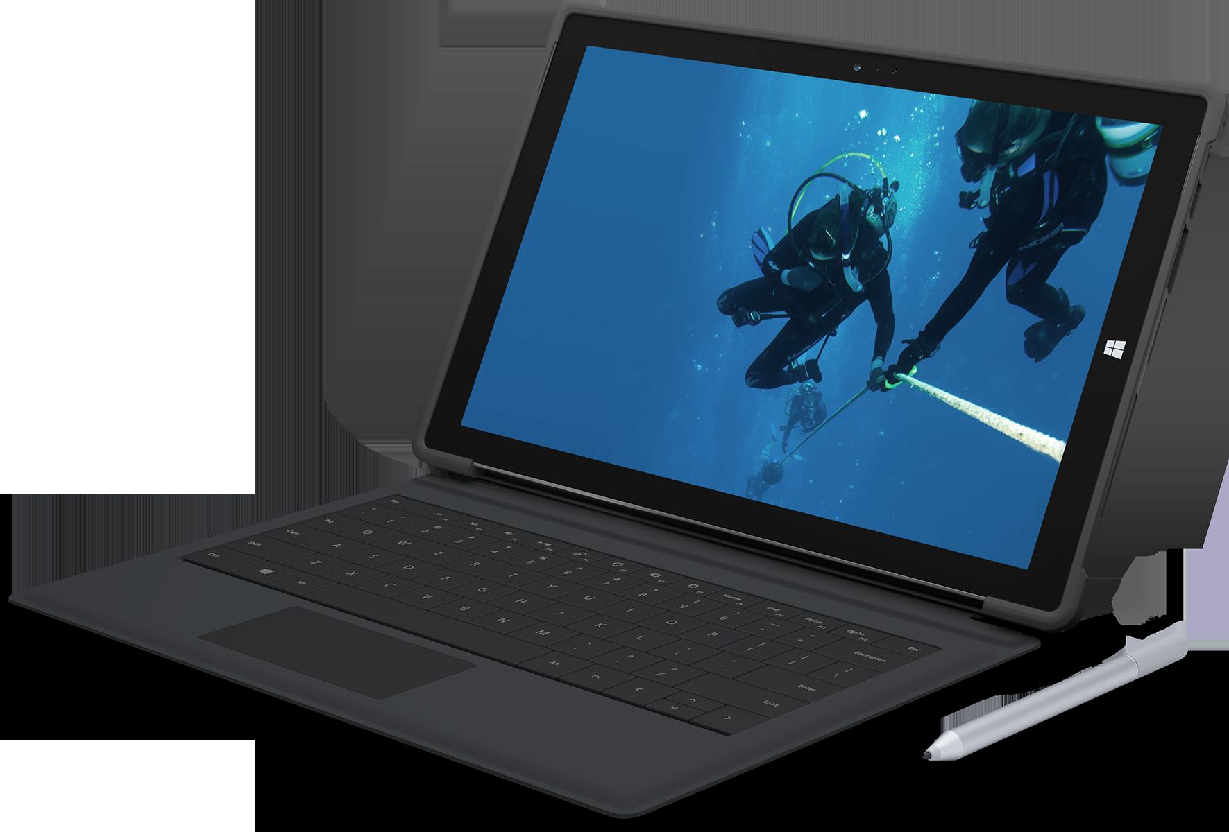 UAG Surface Pro 3 Case (Black)