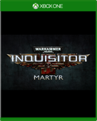 Warhammer 40,000: Inquisitor-Martyr for Xbox One