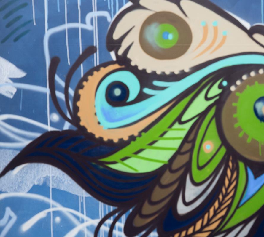 Murals by Urban ArtWorks