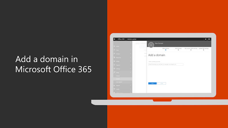 Add a domain to Office 365 | Microsoft Docs