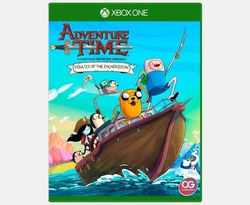 Buy Adventure Time: Pirates Of The Enchiridion for Xbox One