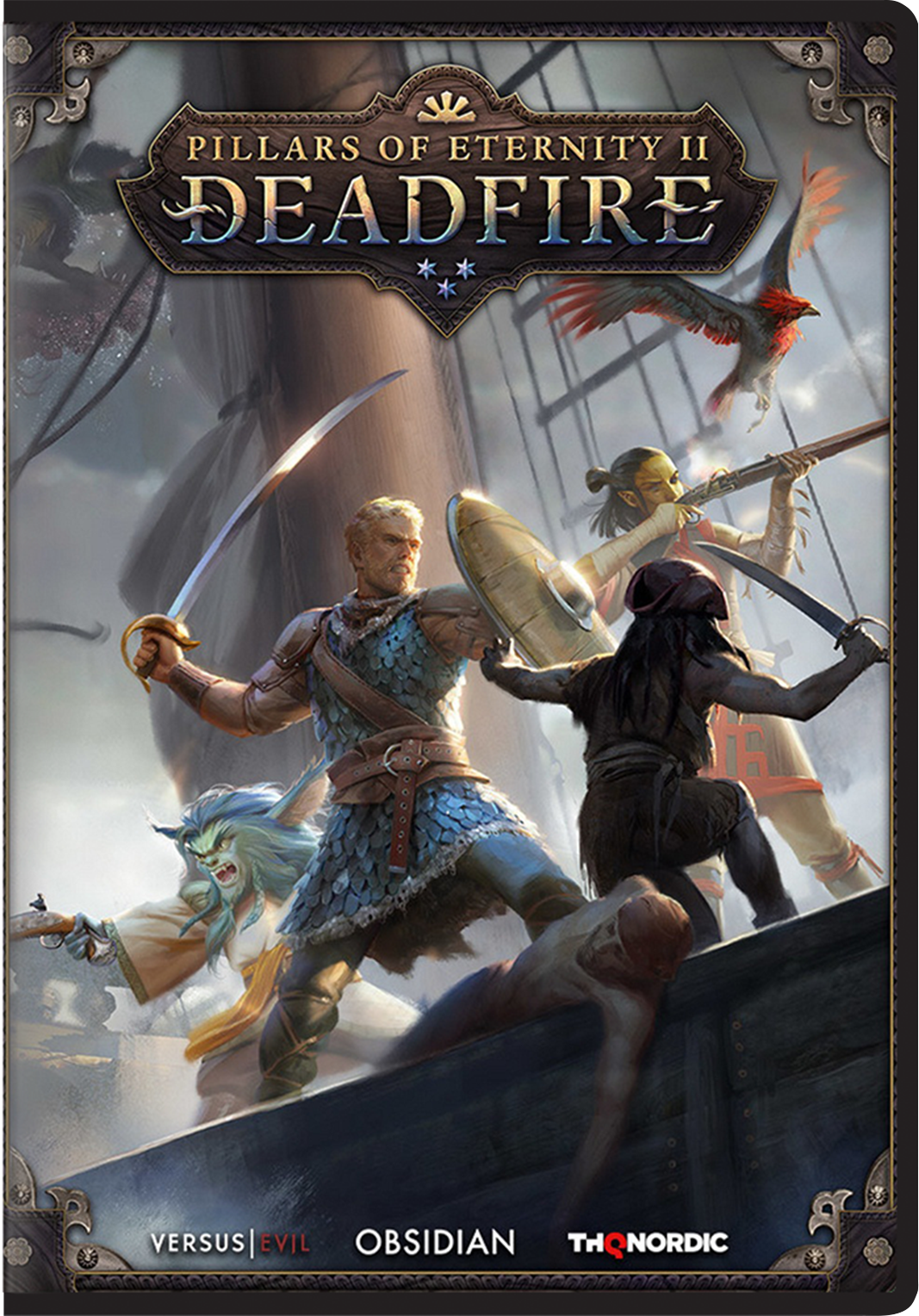 Pillars Of Eternity II: Deadfire PC Game