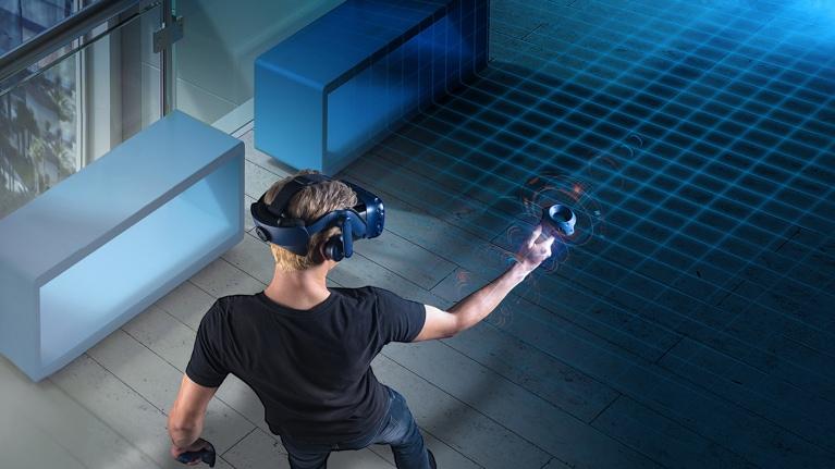 Buy HTC VIVE Pro Virtual Reality System - Microsoft Store en-AU