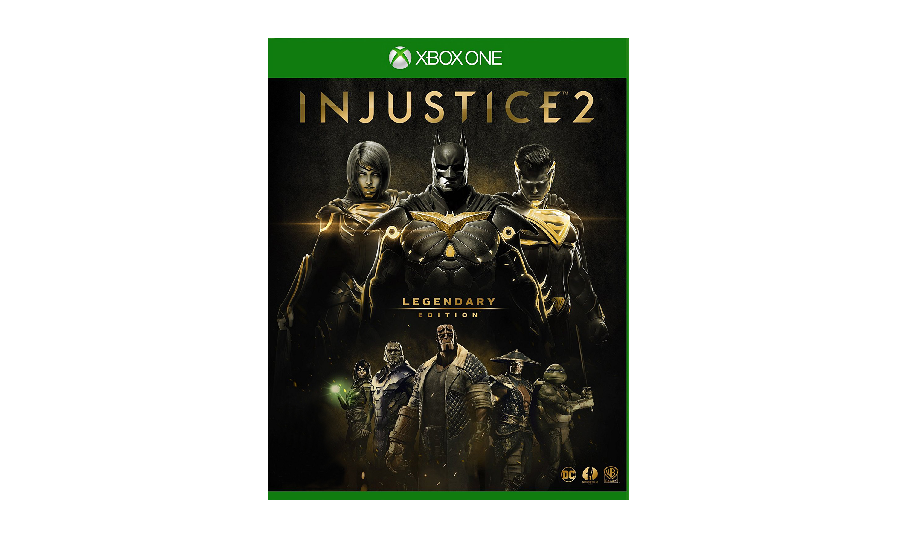 Buy Injustice 2 for Xbox One - Microsoft Store