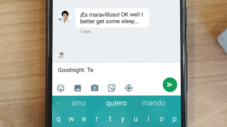 Download SwiftKey The Smart keyboard and Get More Done