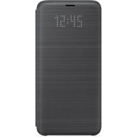 sports shoes e6362 17ccd Buy Samsung Galaxy S9/S9+ LED Wallet Cover - Microsoft Store