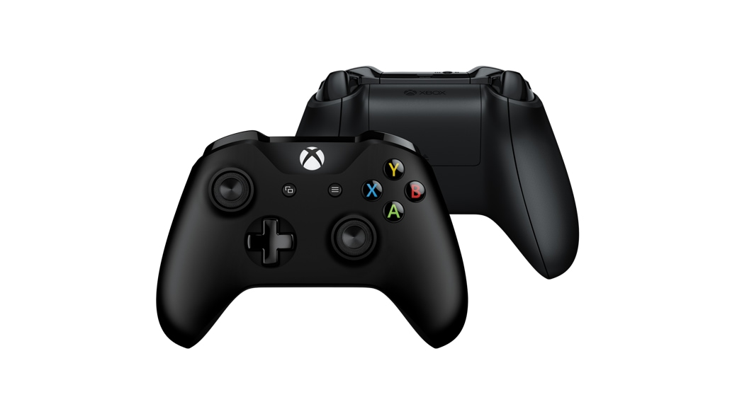 xbox wireless controller black microsoft