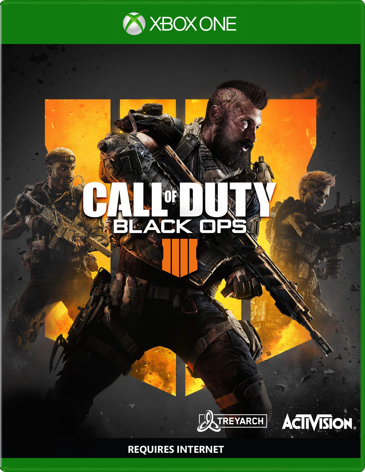 Buy Call of Duty: Black Ops 4 for Xbox One - Microsoft Store