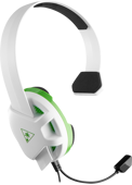 Turtle Beach Recon Chat White Headset for Xbox One and Xbox Series X S