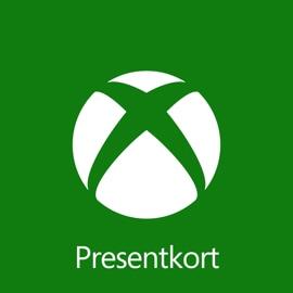 500,00 kr digitalt Xbox-presentkort