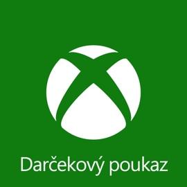 Digitálny darčekový poukaz Xbox 50,00 €
