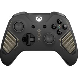 Front view of Xbox Wireless Controller – Recon Tech Special Edition